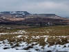 Carl Wark and Higger Tor from Longshaw Estate