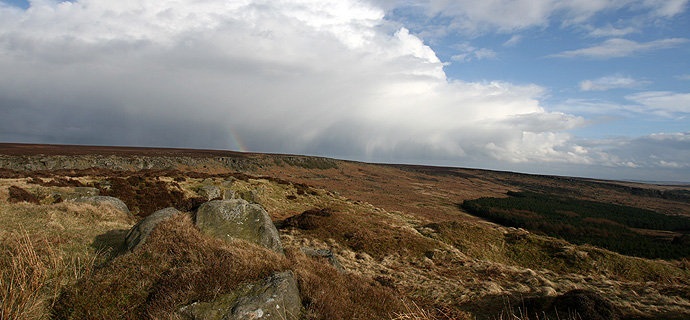 The Sheffield Moors Area